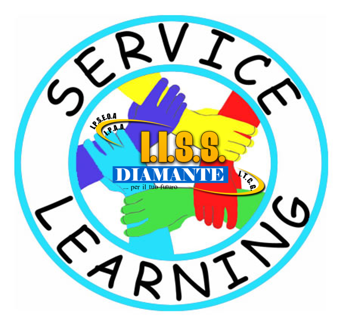 logo service learning